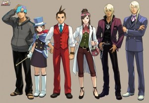 Apollo Justice – Ace Attorney