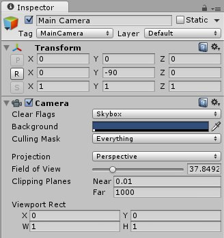 Unity_cam_settings