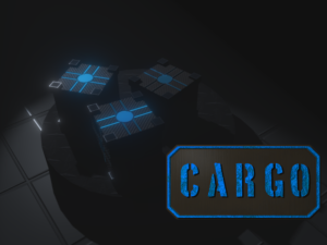 Cargo: A sci-fi point & click adventure game